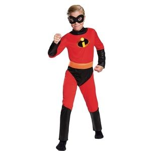 The incredibles Boys Classic Dash Costume